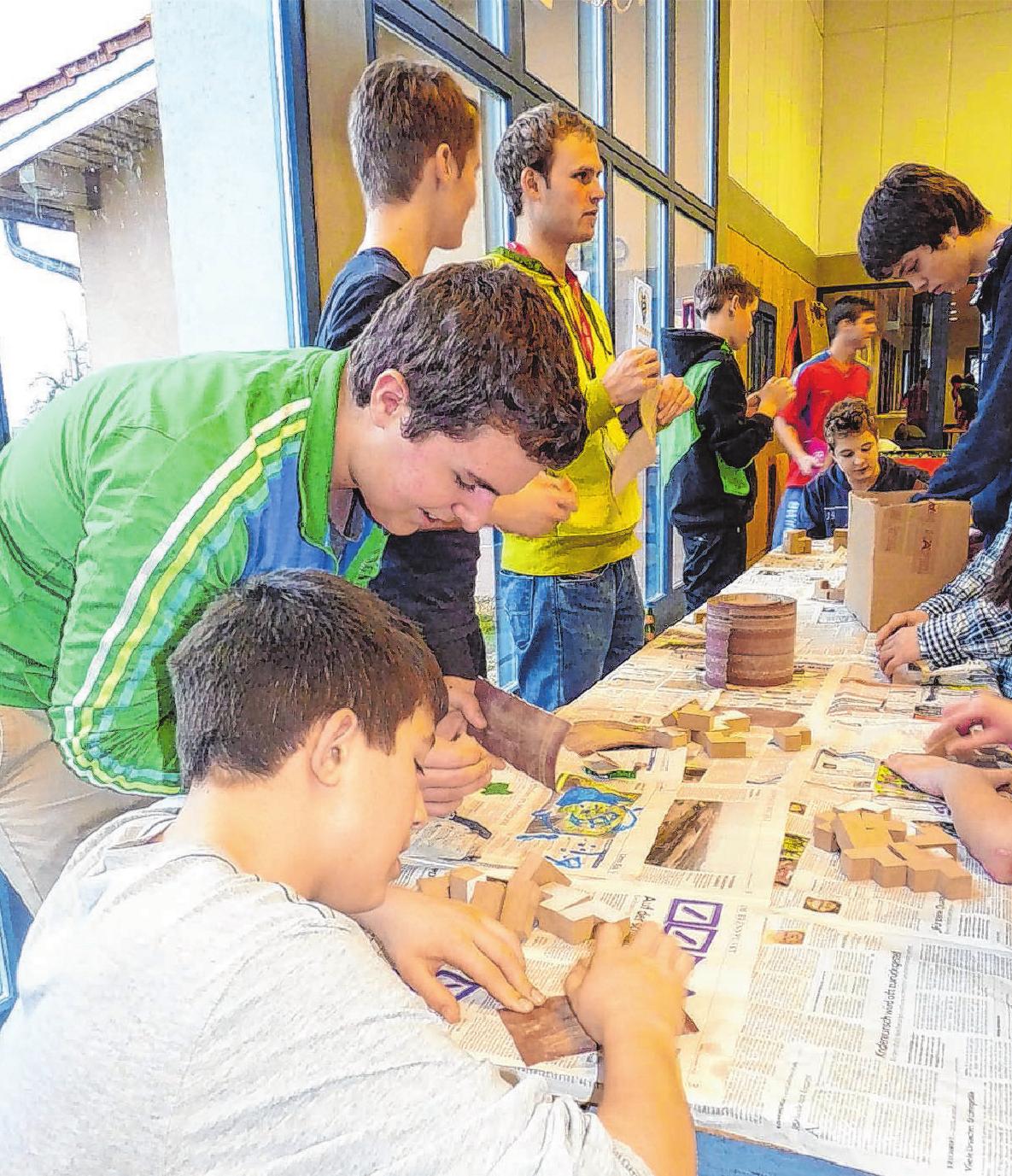 Auch heuer gibt es eine Jugendfreizeit in Bühlenhausen. Foto: Eva Menner
