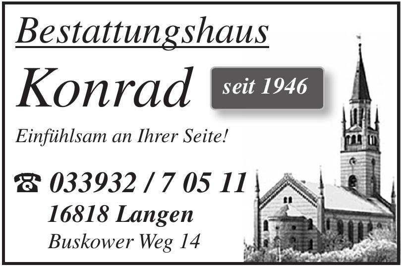 Bestattungshaus Konrad