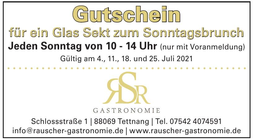 RSR Gastronomie