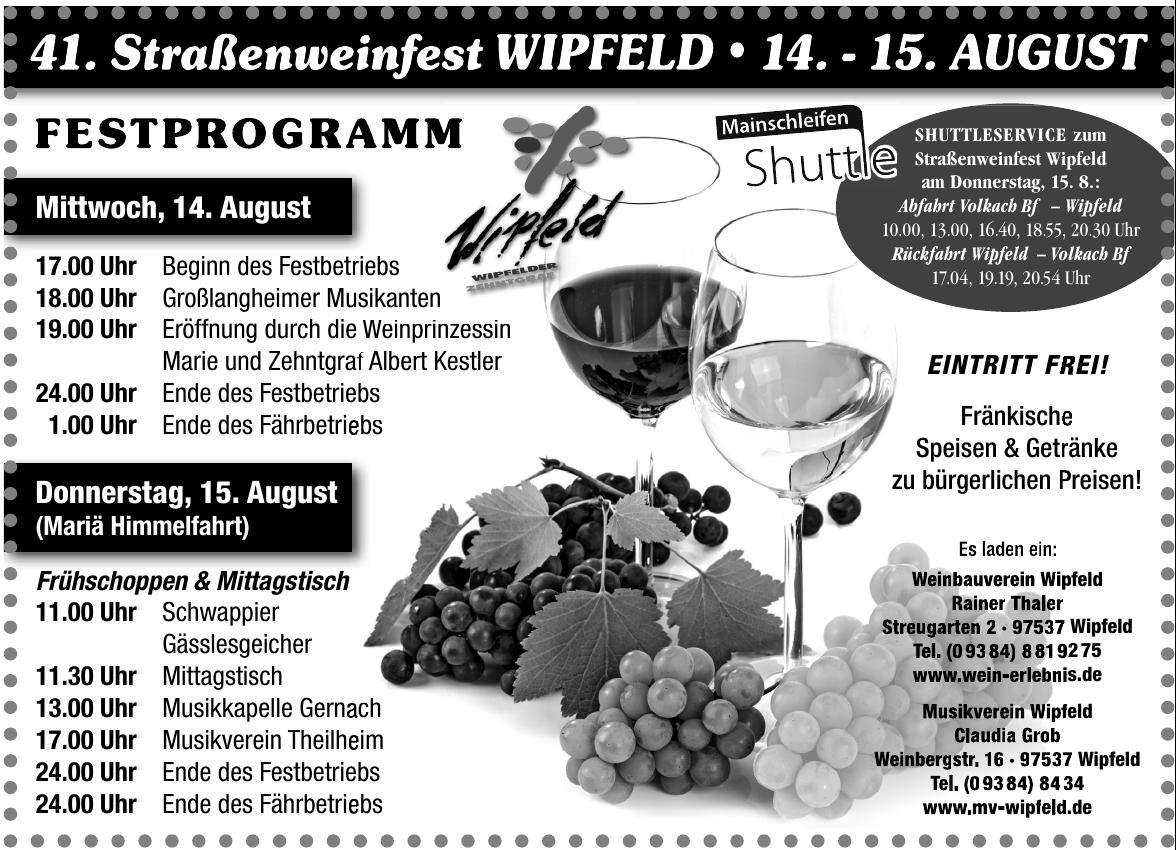 Musikverein Wipfeld