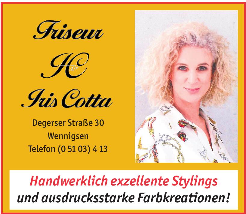 Friseur Iris Cotta