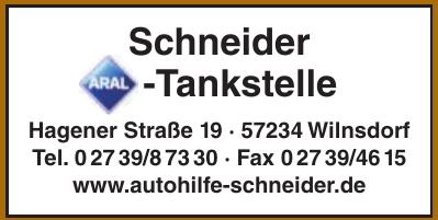 Schneider-Tankstelle