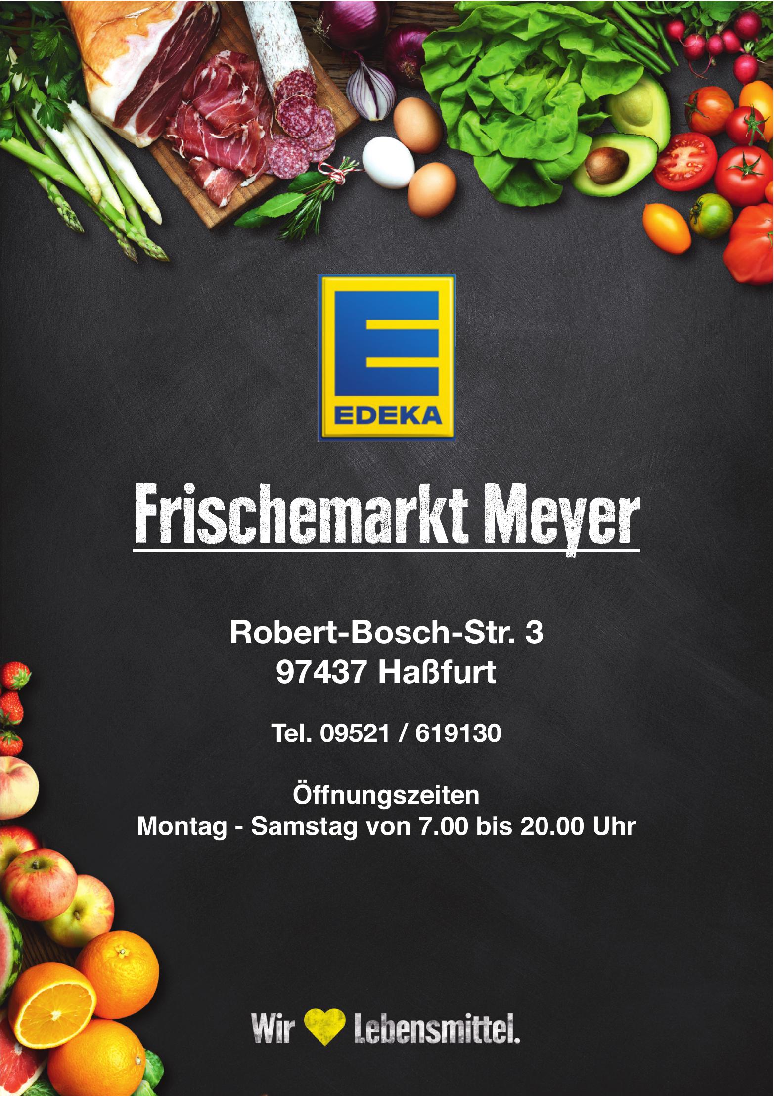 Frischemarkt Meyer