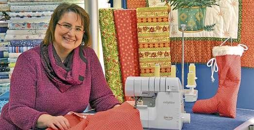 """""""Wir legen großen Wert auf die persönliche und herzliche Beratung"""", so Geschäftsführerin Caren Rönnau. FOTO: REG"""