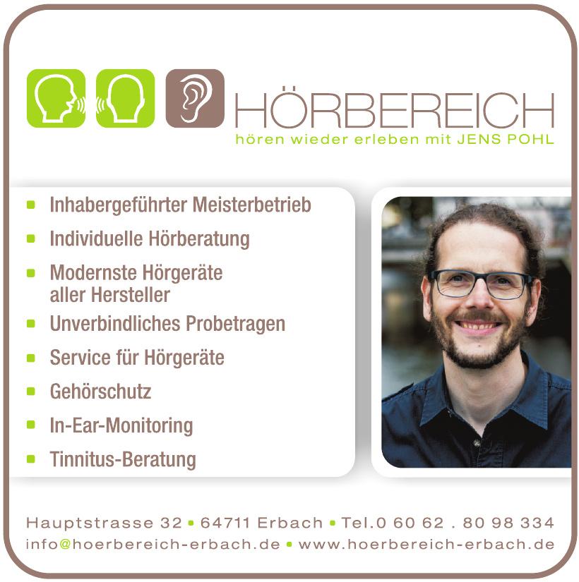 Hörbereich Erbach