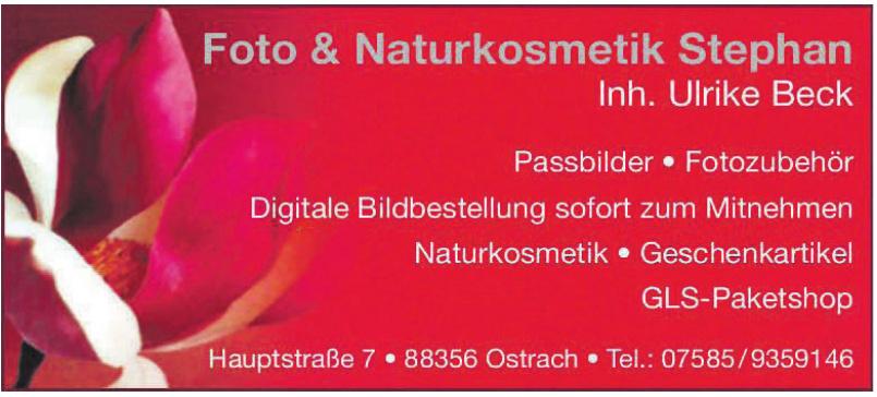 Foto & Naturkosmetik Stephan