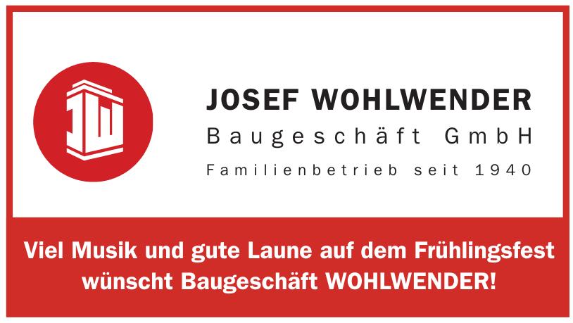 Josef Wohlwender Baugeschäft GmbH