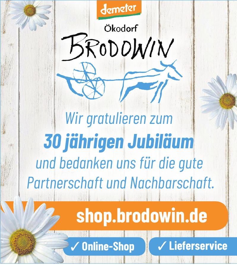 Ökodorf Brodowin