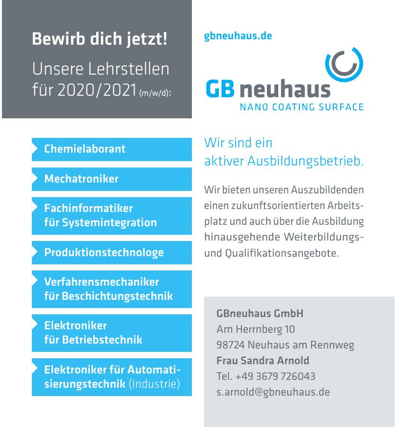 GBneuhaus GmbH