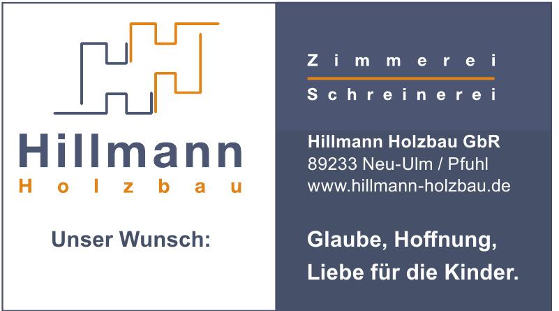 Hillmann Holzbau GbR