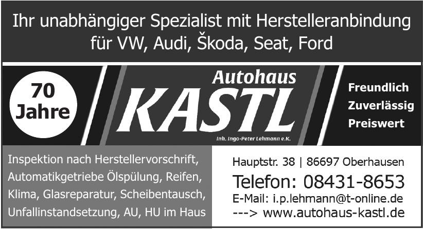 Autohaus Kastl