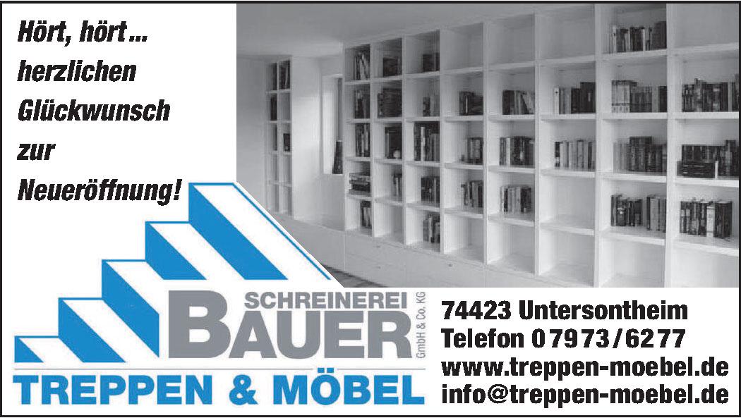 Bauer Schreinerei GmbH & Co. KG