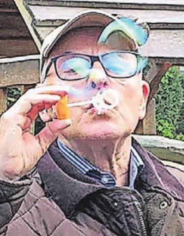 Zoofreunde-Vorsitzender Friedrich R. Berlemann