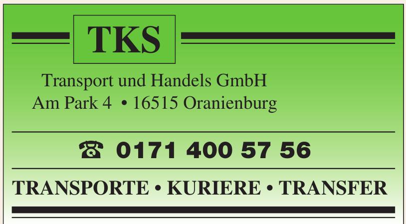 Transport und Handels GmbH