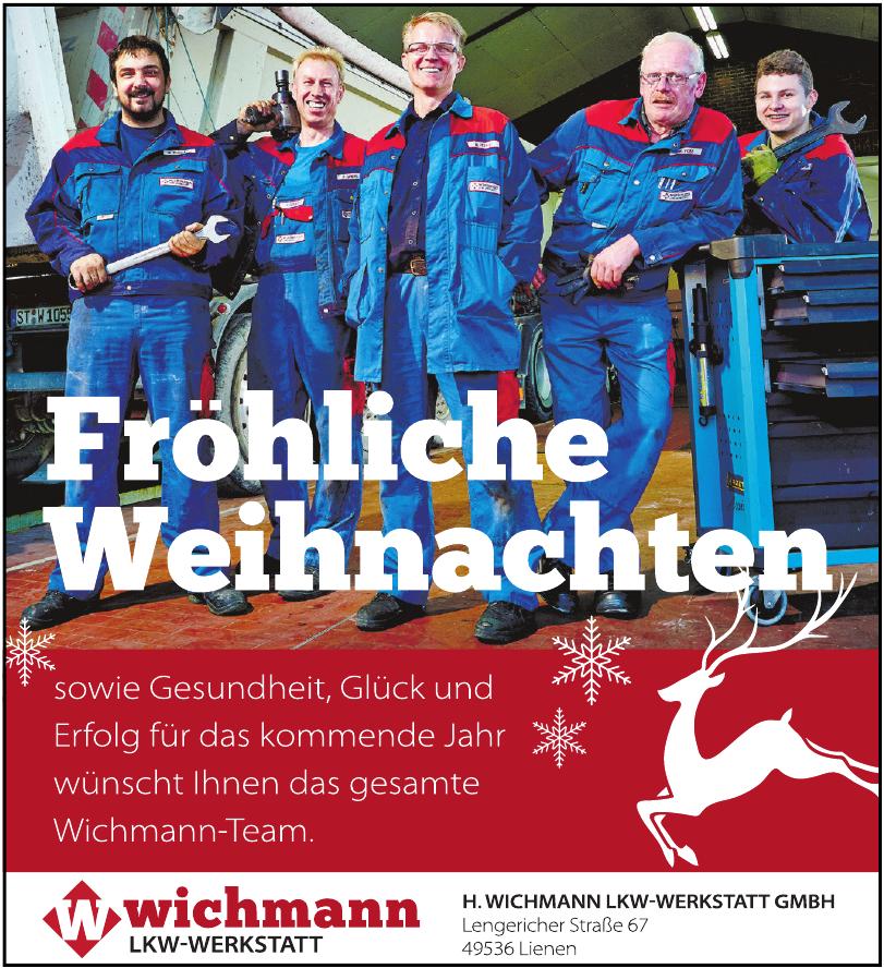 H.Wichmann-Werkstatt GmbH