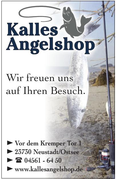 Kalles Angelshop