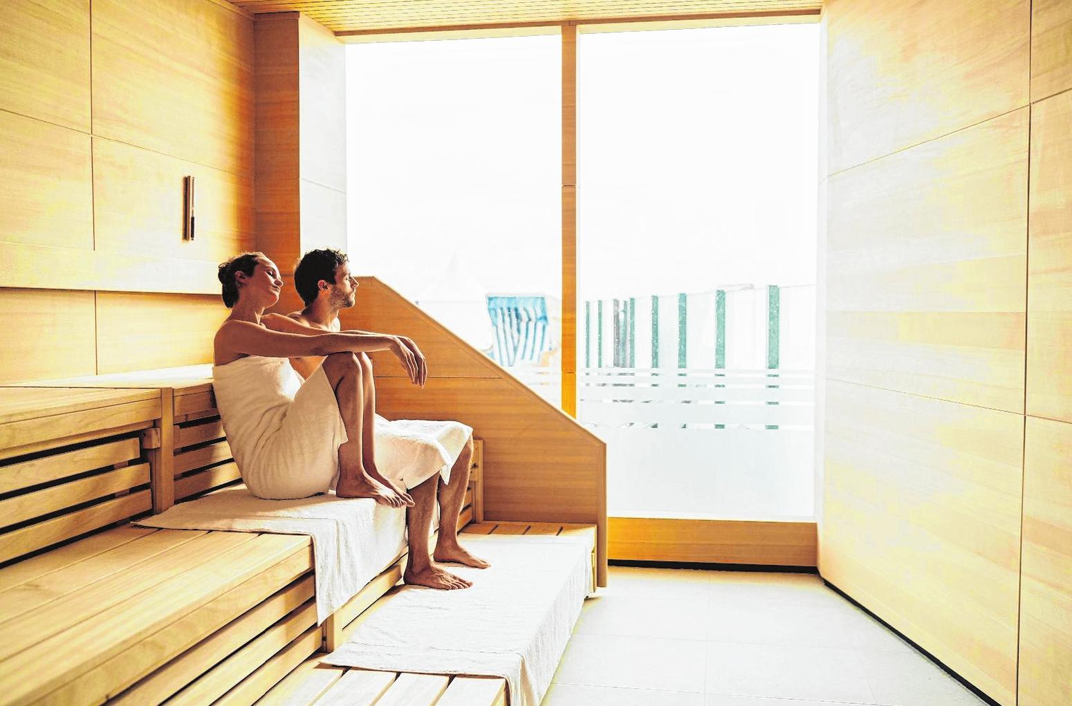 Regelmäßige Saunabesuche stärken das Immunsystem, regen den Stoffwechsel an und sind ganz nebenbei sehr gut für die Haut. FOTO: AJA RESORTS/AKZ-O