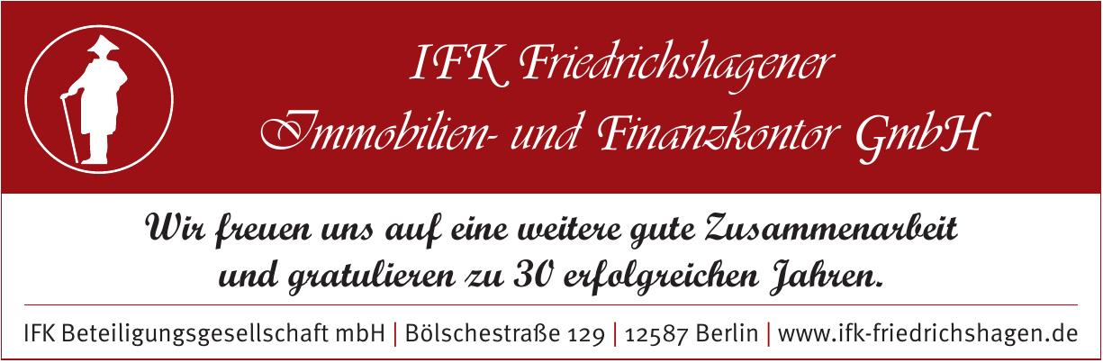 IFK Beteiligungsgesellschaft mbH