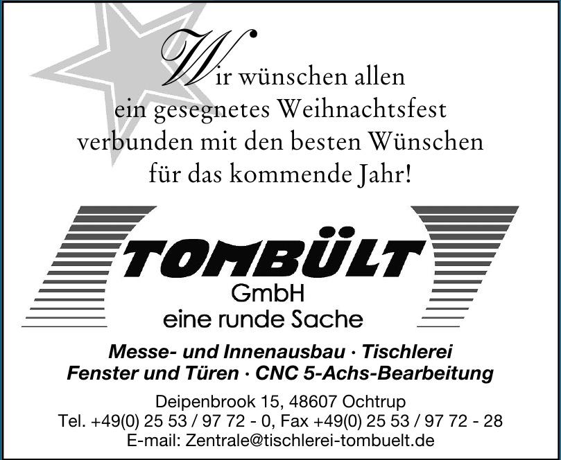 Tombült GmbH