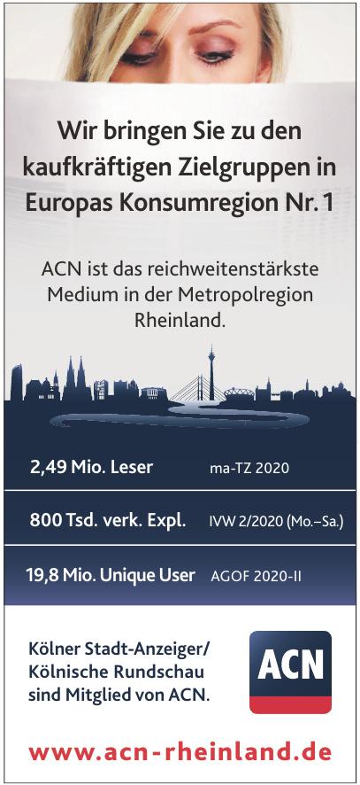 ACN Anzeigen-Cooperation Nordrhein oHG