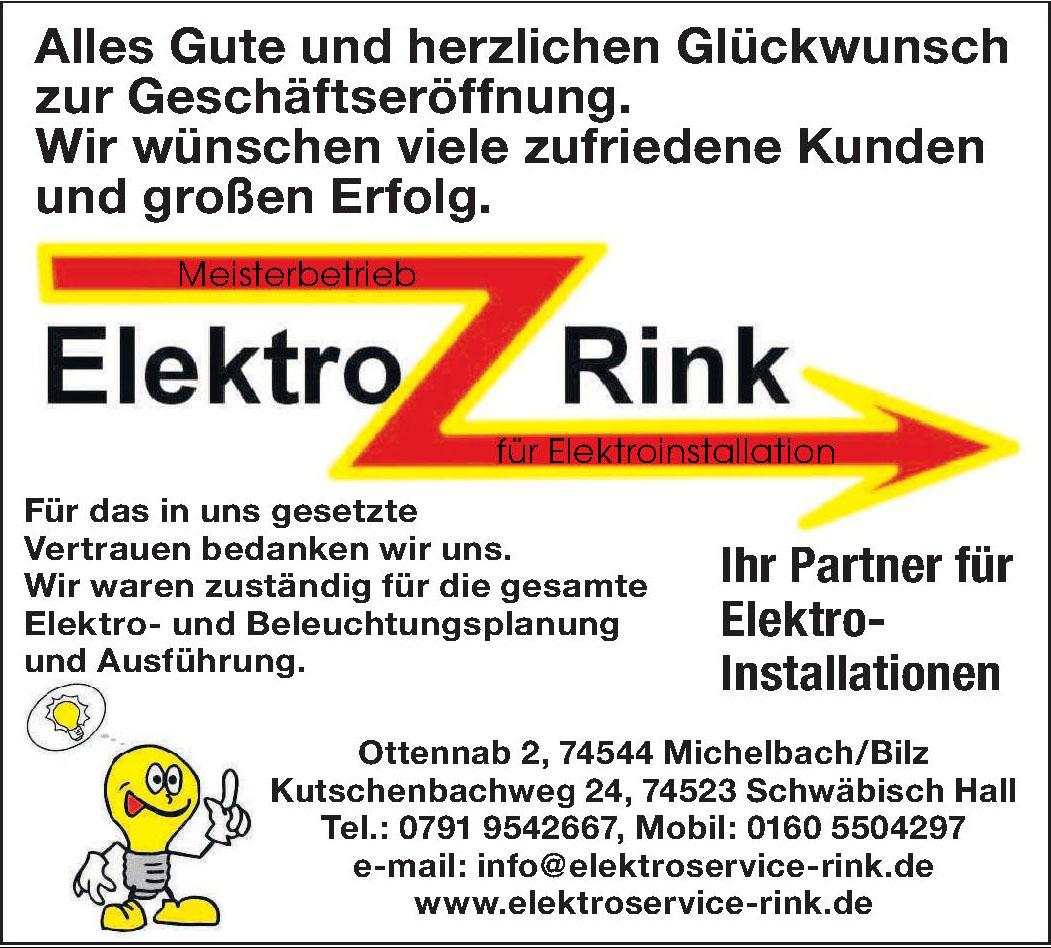 Elektro Rink