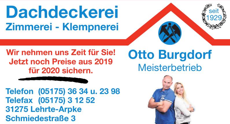 Otto Burgdorf Meisterbetrieb