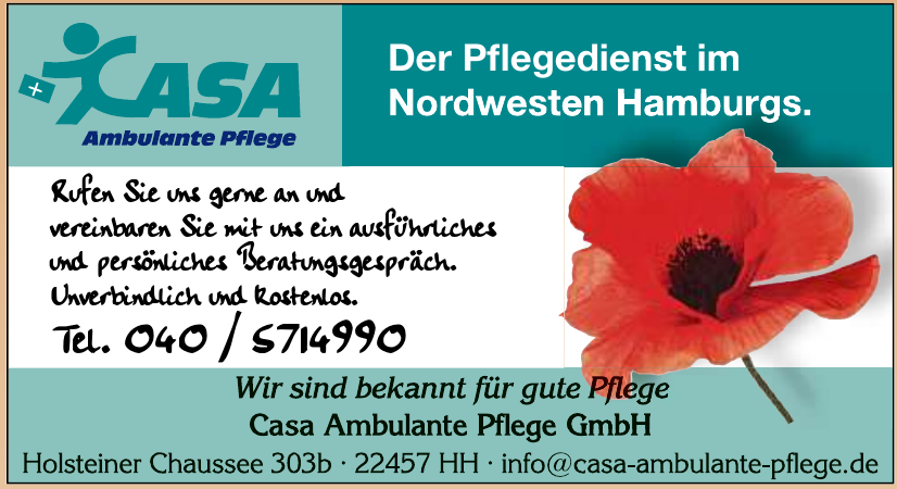 Casa Ambulante Pflege GmbH