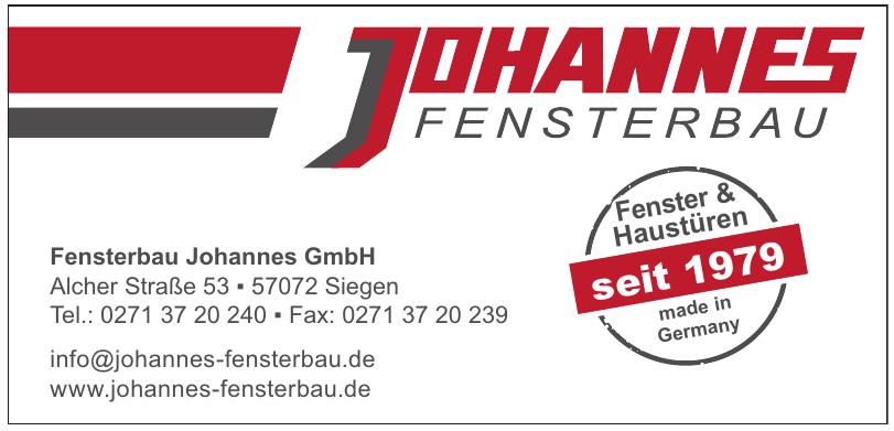 Johannes Fensterbau