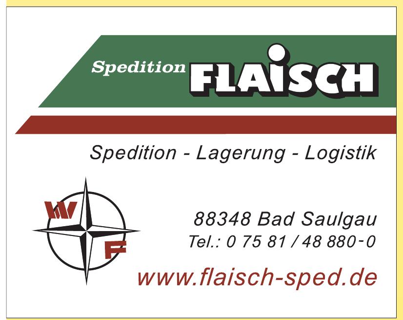 Spedition Flaisch