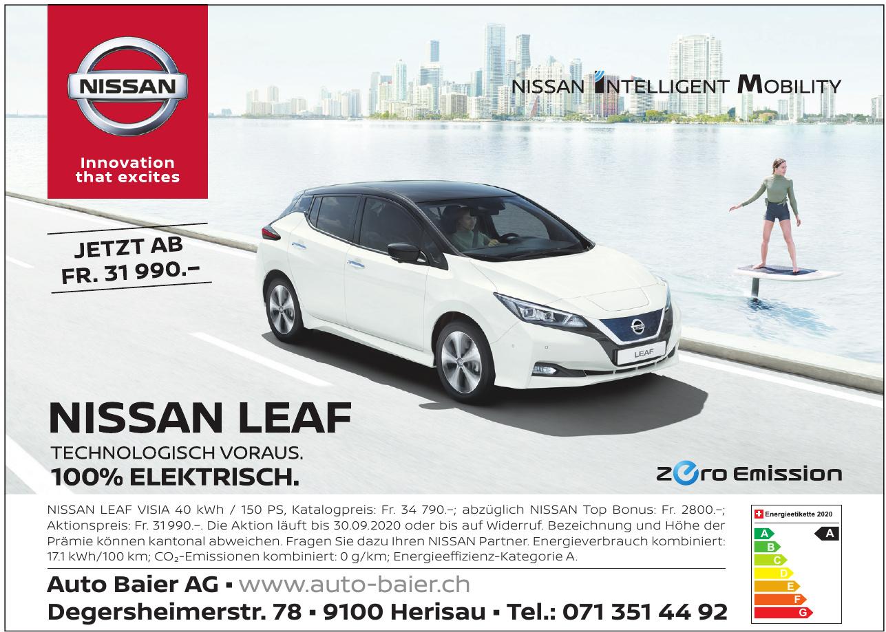 Auto Baier AG