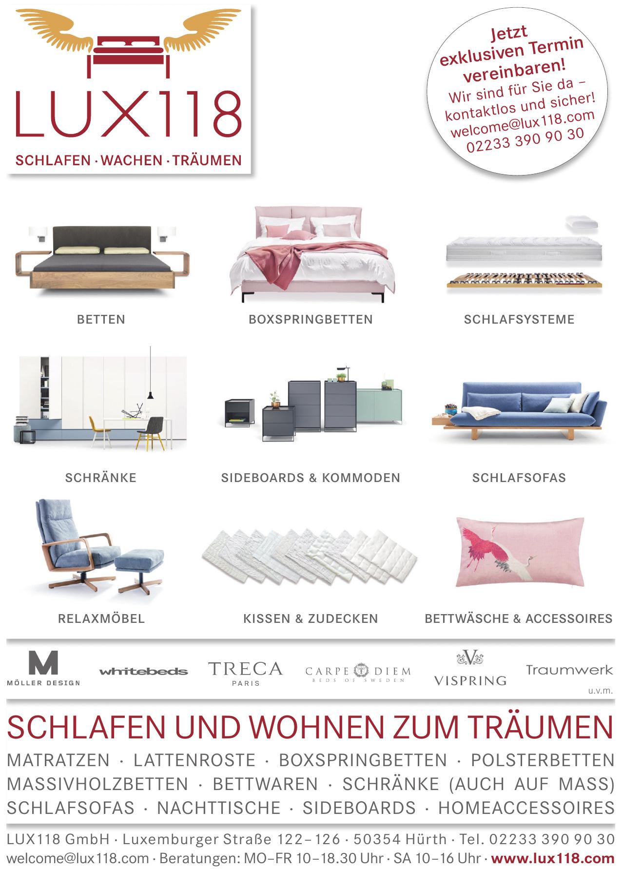 LUX118 GmbH