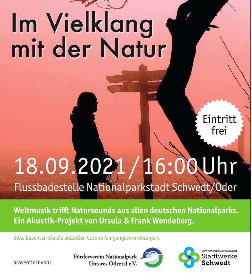 Förderverein Nationalpark Unteres Odertal e.V. - Unternehmensverbund Stadtwerke Schwedt