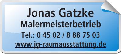 Jonas Gatzke Malermeisterbetrieb