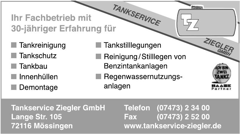 Tankservice Ziegler GmbH