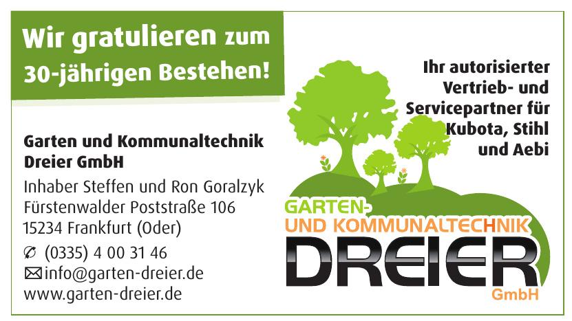 Garten und Kommunaltechnik Dreier GmbH