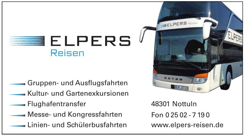 Elpers Reisen