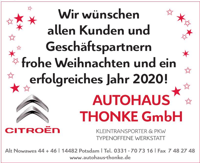 Autohaus Thonke GmbH