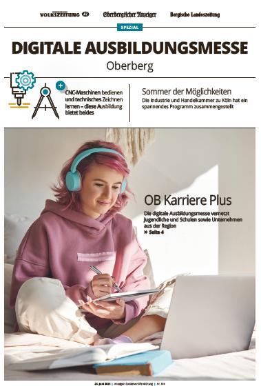 Digitale Ausbildungsmesse Oberberg