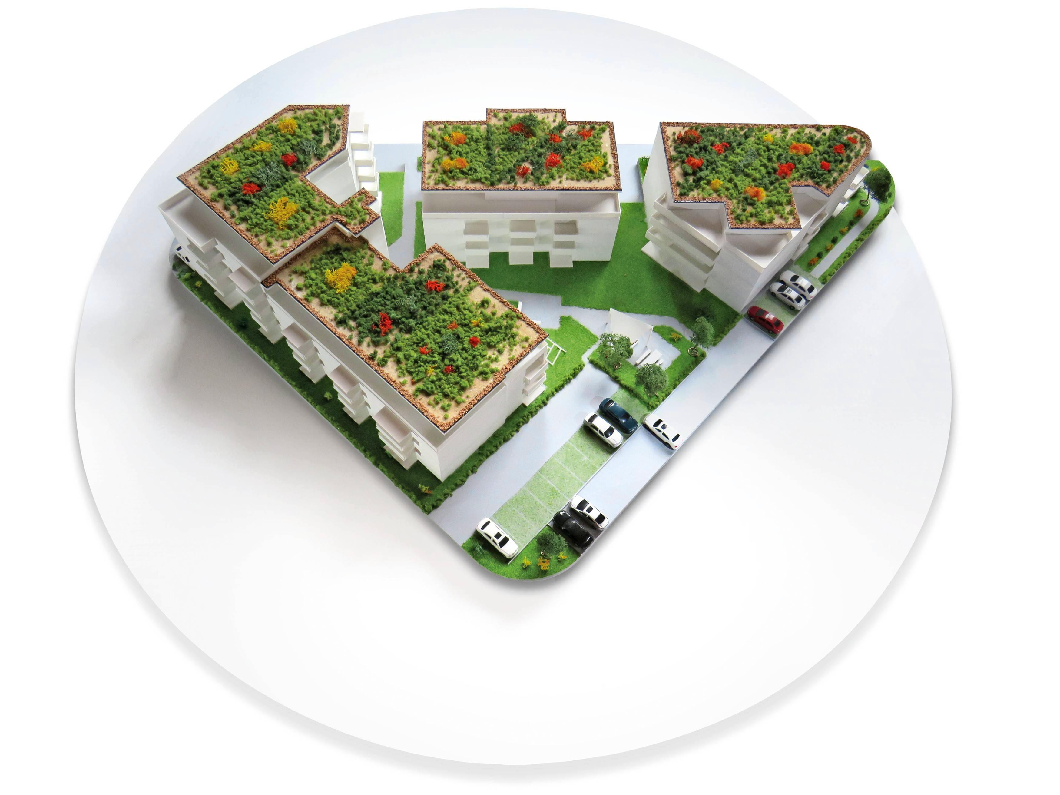 In Künzelsau-Taläcker realisiert OK Baumanagement ein zukunftsorientiertes Wohnbauareal. Vor Ort lassen sich die Ausmaße erahnen. Foto: OK Baumanagement