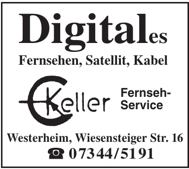Keller Fernseh-Service