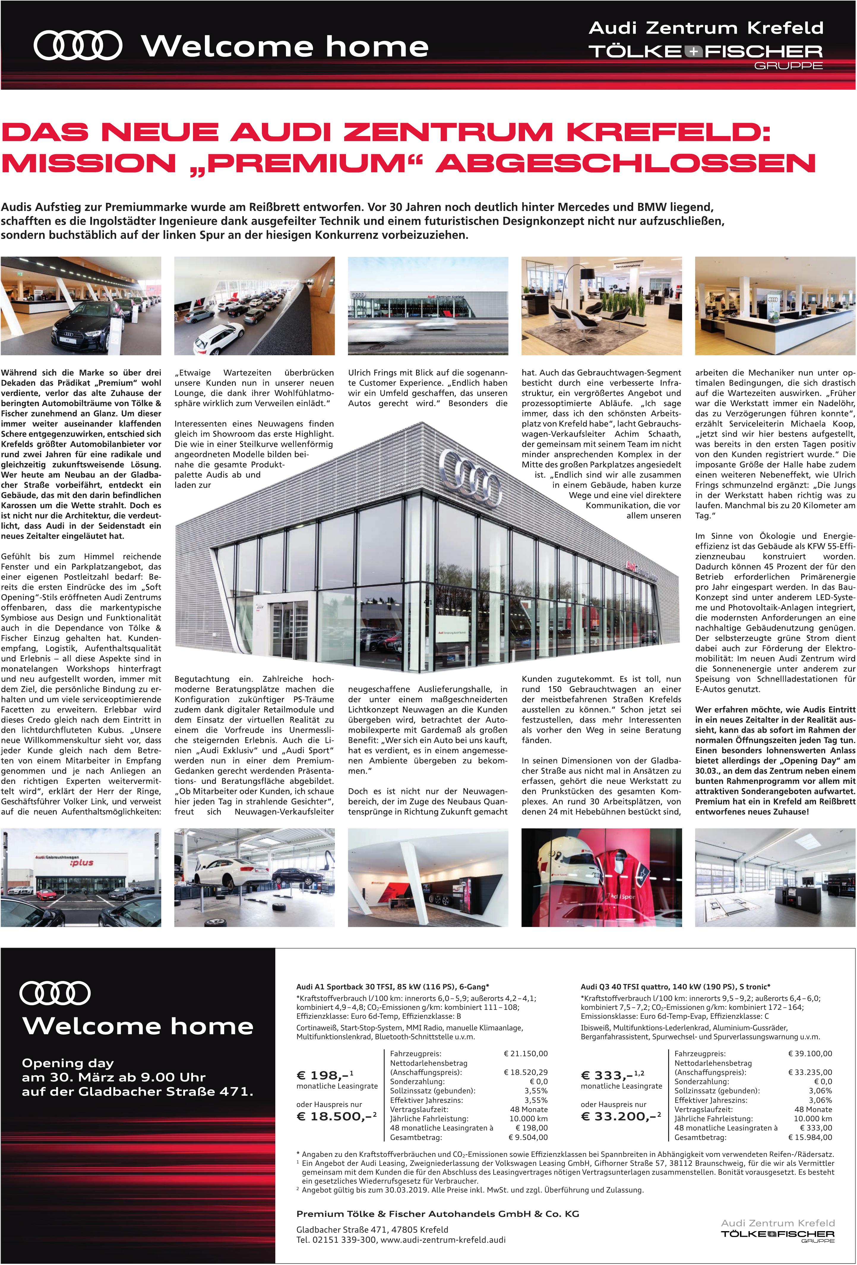 Premium Tölke & Fischer Autohandels GmbH & Co. KG