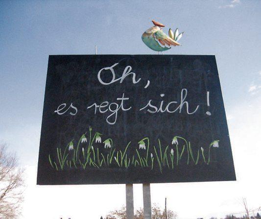 In der Tübinger Weststadt ist einiges in Bewegung. Bild: Gärtnerei Jantzen