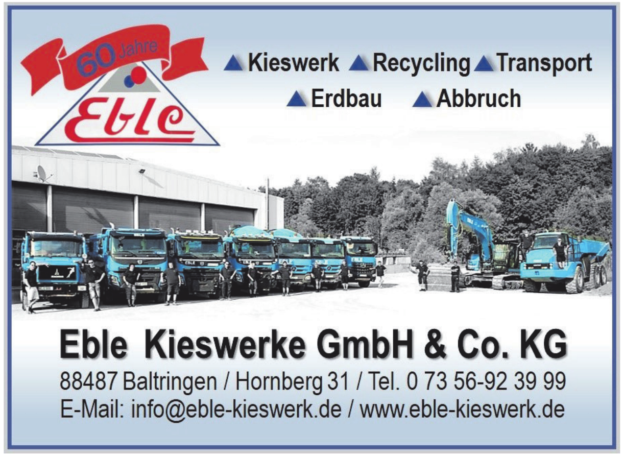Eble Kieswerk GmbH & Co. KG