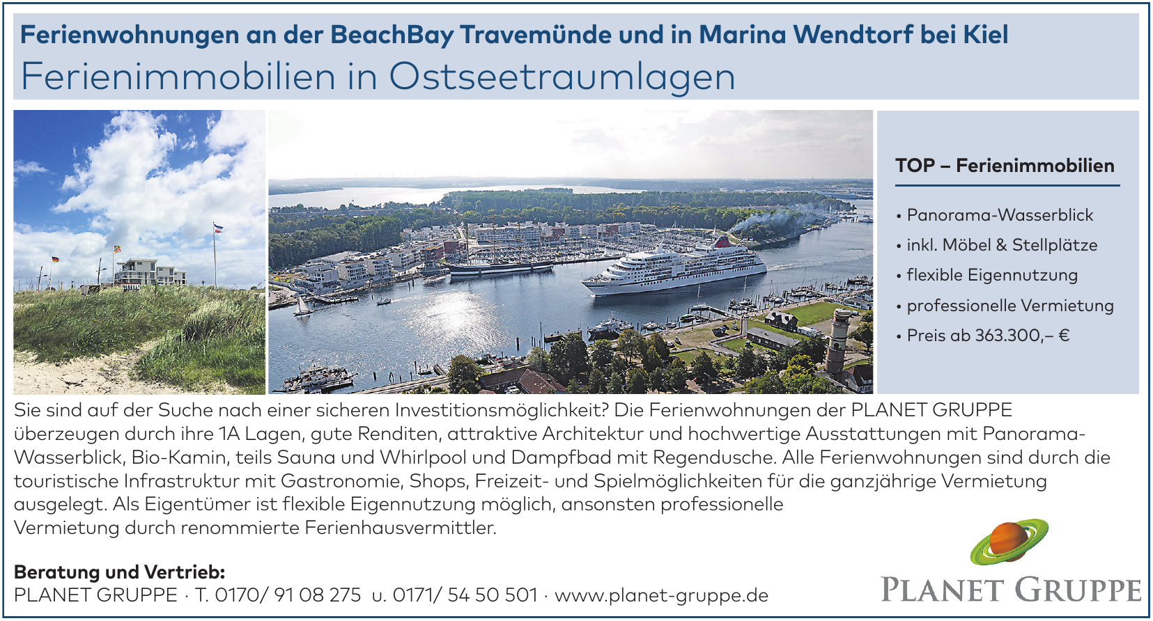 Planet Gruppe