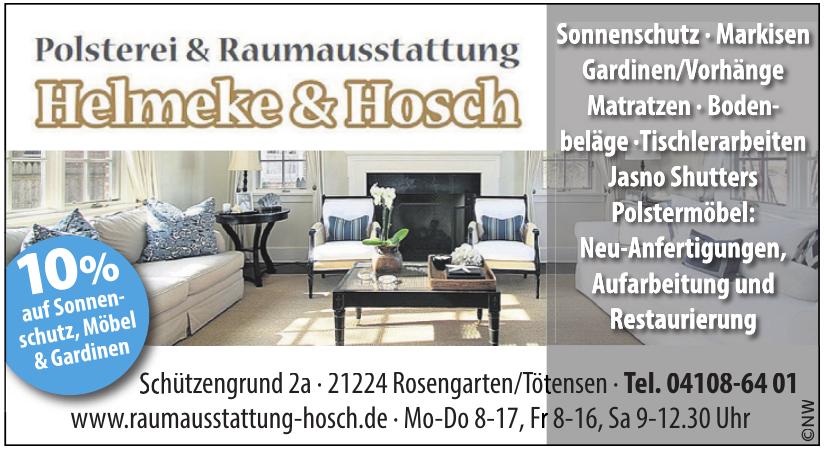 Polsterei & Raumausstattung Helmeke & Hosch GmbH
