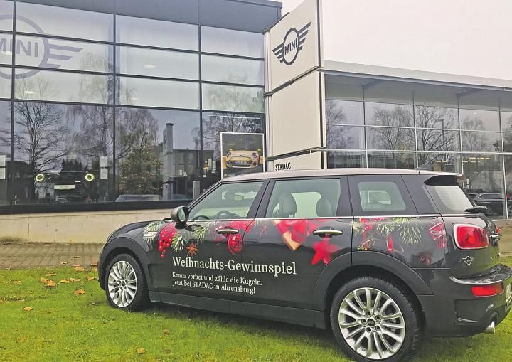 Schnell mitmachen: Weihnachtsgewinnspiel bei STADAC Ahrensburg