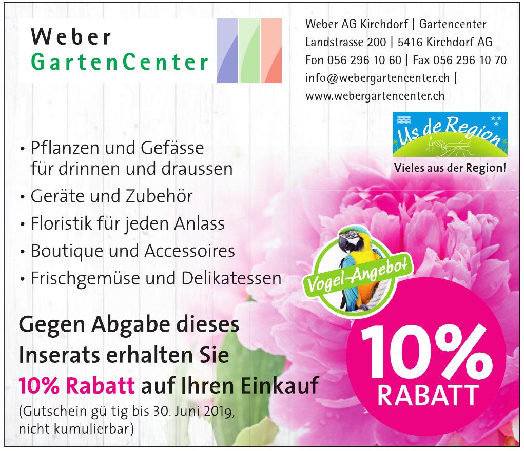 Weber AG Kirchdorf
