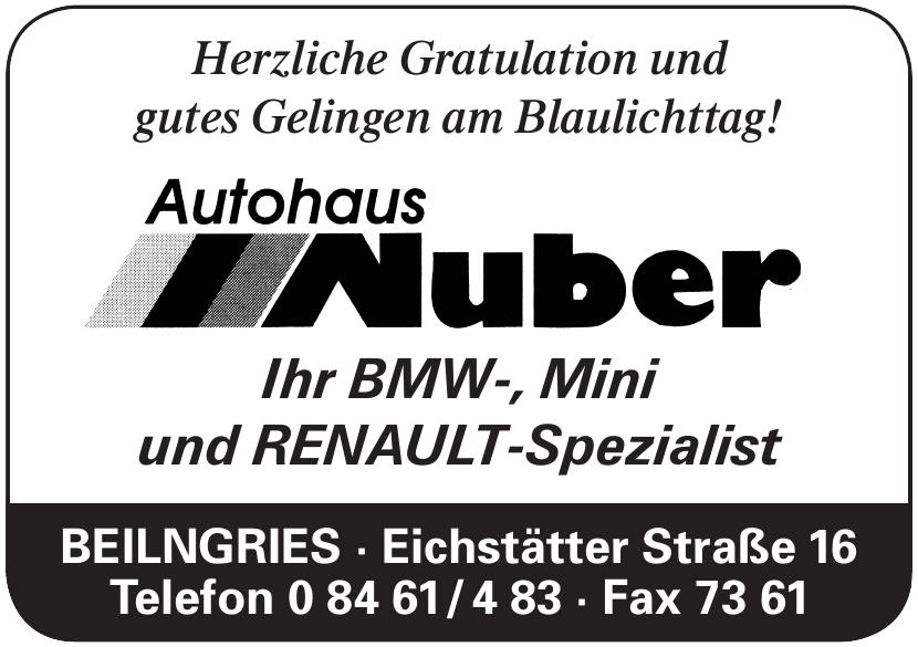 Autohaus Nuber