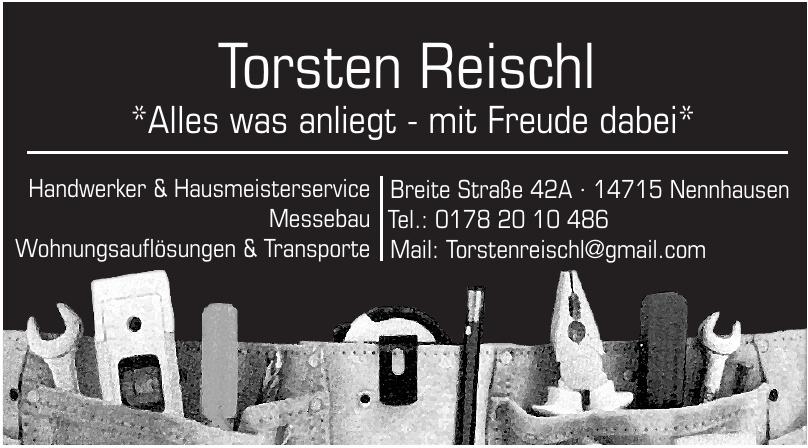 Torsten Reischl