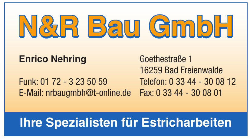N & R Bau GmbH